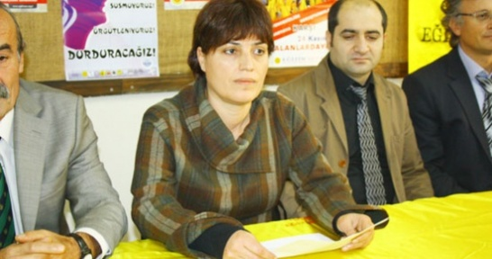 Firuzan Özen serbest bırakıldı