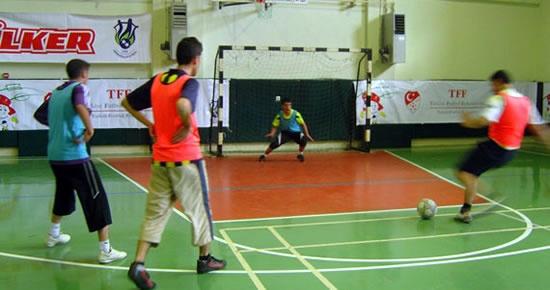 Futsal Fırtınası Bartın'da