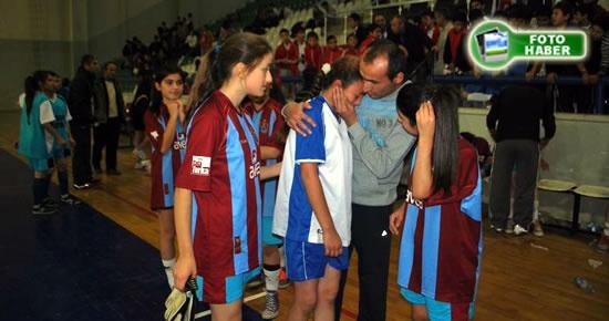 Futsal'ın Gözyaşları