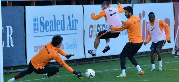 Galatasaray, Kardemir Karabükspor Maçının Hazırlıklarına Başladı