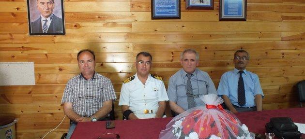 Garnizon Komutanı'ndan Şehit Aileleri Ve Gaziler Derneğine Ziyaret