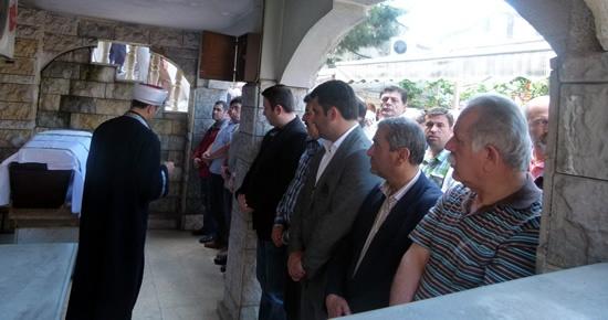 Gazeteci Aykan Sağ'ın acı günü