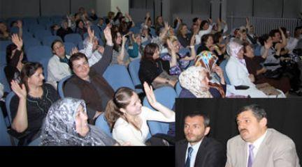 Geleneksel El Sanatları Derneği 1.Genel Kurulu toplandı