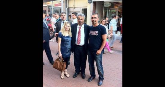 Genç ve Batum Esnafları Ziyaret Etti