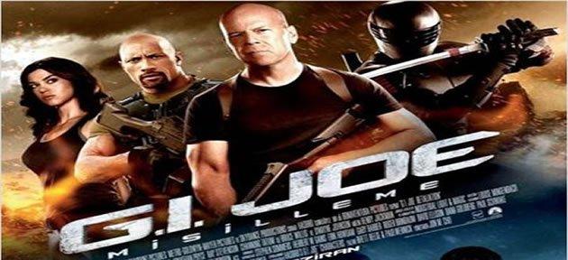 G.I. Joe: Misilleme Vizyona Giriyor