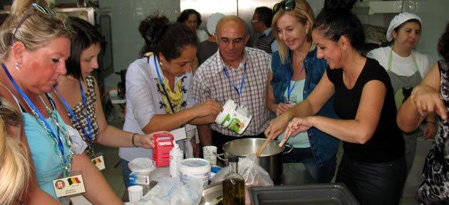 Giritliler'e Yoğurt Çorbası
