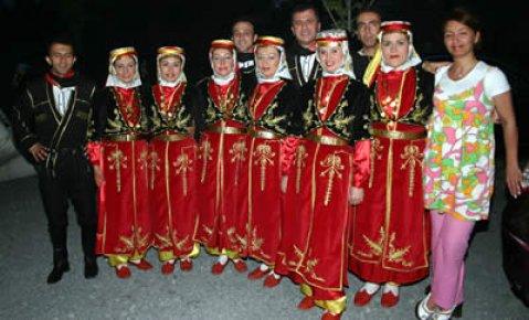 Giyim Kuşam, Halk oyunları