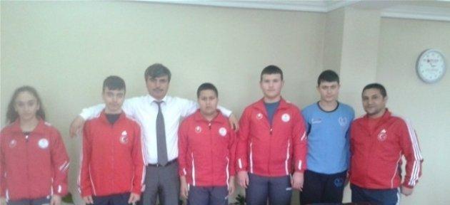 Göçmenoğlu Türkiye şampiyonu