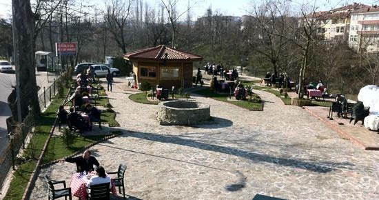 Güneş yüzünü gösterdi, vatandaş parklara akın etti