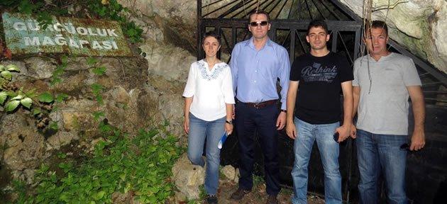 Gürcüoluk Tabiat Parkı Turizme Kazandırılıyor