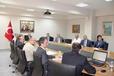 Güvenli Eğitim Ortamı Koordinasyon Toplantısı