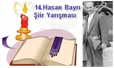 Hasan Bayrı Şiir Yarışması 14. kez gerçekleştirilecek