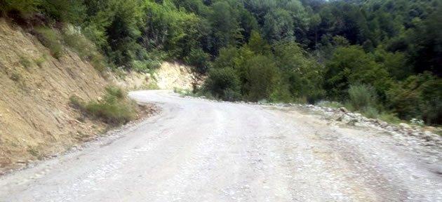 Hasankadı - Özbaşı Yolu Ulaşıma Açıldı
