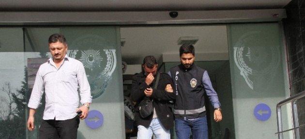 Havalimanını Mesken Tutan Yabancı Uyruklu Hırsızlar Yakalandı
