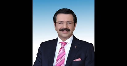 Hisarcıklıoğlu'ndan TSO'ya tebrik mesajı