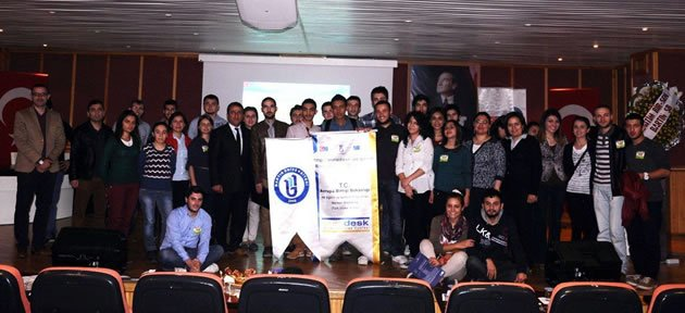 İK Kulübünden AB Bilgilendirme Toplantısı