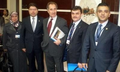 İl Başkanları Toplantısı Ankara'da başladı