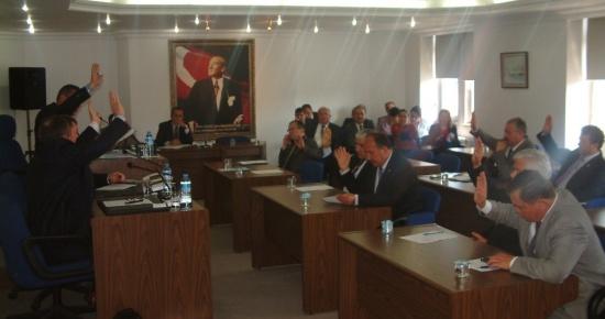 İl Genel Meclisi Mayıs ayı toplantıları sona erdi