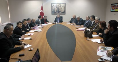 İl İstihdam ve Mesleki Eğitim Kurulu Toplantısı yapıldı