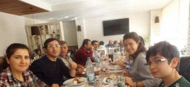 İl Milli Eğitim Çalışanları Kahvaltıda Buluştu