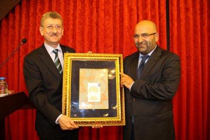 İlahiyatçı yazar Erkan AYDIN Bartın'daydı