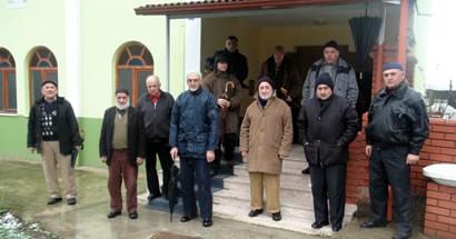 İmamsız Köyün Camisi