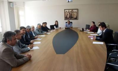 İnsan Hakları Kurulu Ekim ayı toplantısı yapıldı