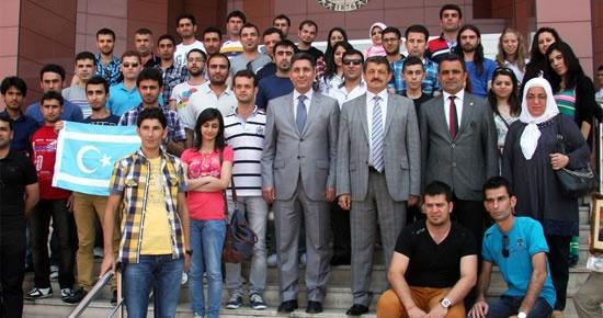 Irak Türkleri Bartın'da