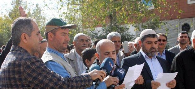 İsrail'e Bir Tepki De Mardin'den