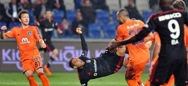 İstanbul Başakşehir 1-2 Beşiktaş