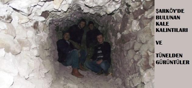 İşte O Tünel