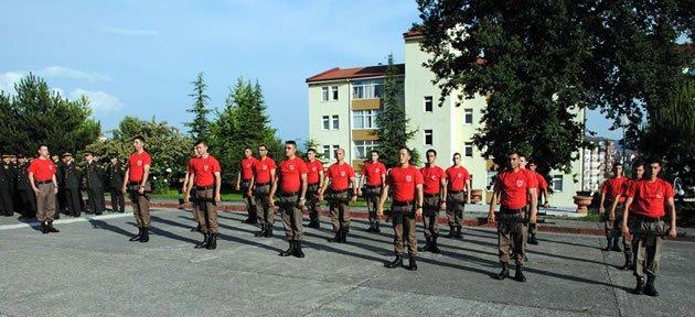 Jandarma Teşkilatı 176. Yılını Kutluyor