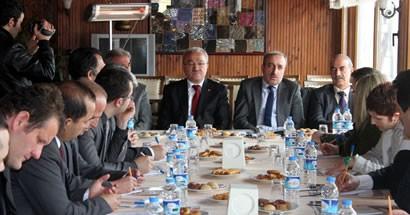 K Türü Yetki Belgesi Batı Karadeniz Bölgesi Toplantısı Amasra'da gerçekleşti