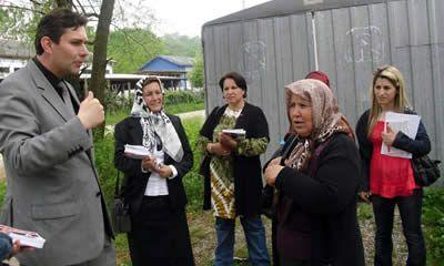 Kabasakal merkez ve köylerde seçim çalışmalarına devam ediyor