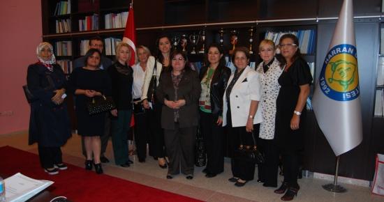 Kadın girişimcilerden Urfa çıkarması