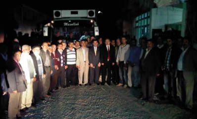 Kalay, Hacıhatipoğlu, Başoğlu ve Karacaoğlu köylerinde