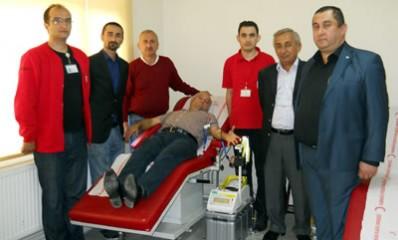 Kan bağışı, kalp krizi ihtimalini yüzde 90 azaltıyor