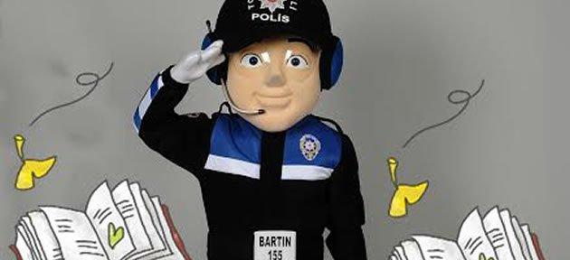 Kanka Polis Çocuk Kütüphanesi Kuruluyor