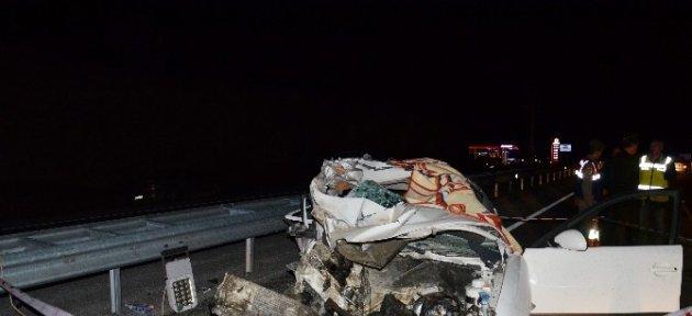 Kanser Hastası Genç Kız Trafik Kazasında Hayatını Kaybetti