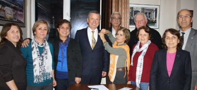 Kantarcı, Çevre Dostu Belediye Başkanı Seçildi