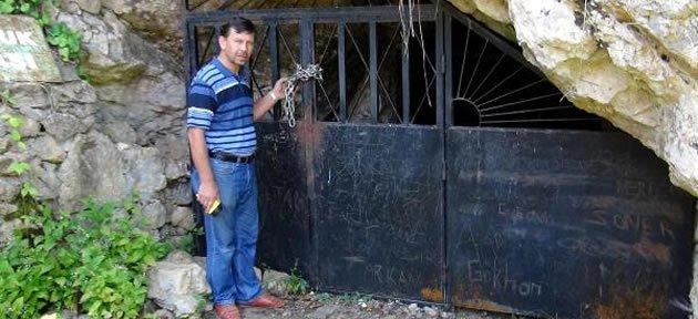 Kapısı Kilitli Tabiat Harikası