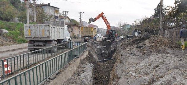 Karabük Belediyesi Arı Gibi Çalışıyor