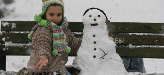 Karabük, Bolu, Düzce ve Kastamonu'da Okullara Kar Tatili