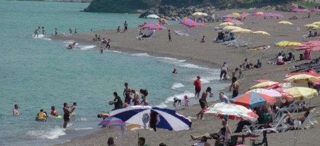 Karadeniz Sahilleri Turizm Sezonunu Açtı