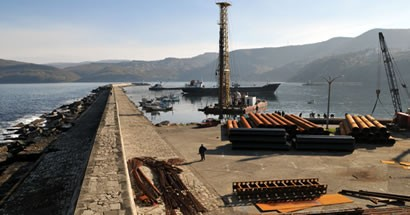 Karadeniz'in yat limanı olacak