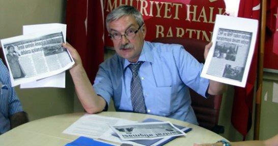 Karakaş MHP ve Belediye'ye Yüklendi
