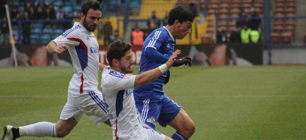 Kardemir Karabükspor 0-0 Kasımpaşa