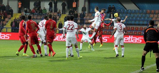 Kardemir Karabükspor 1-2 Galatasaray