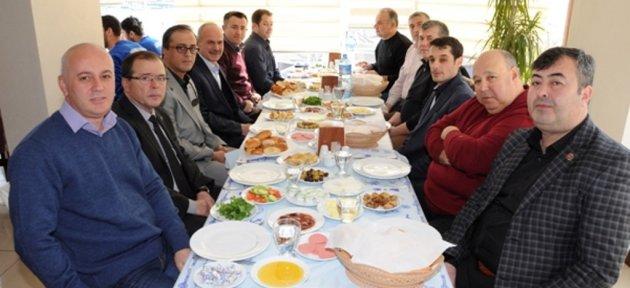 Kaymakam'dan Amasraspor'a Tam Destek
