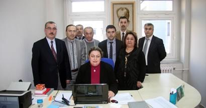 KDMP Müdürlüğü yeni Valilik binasında hizmet vermeye başladı